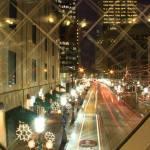 """Minneapolis City Lights: Zoom"" by WaynePhotoGuy"