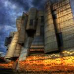 """Frederick R. Weisman Art Museum"" by WaynePhotoGuy"