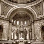"""Cathedral of Saint Paul"" by WaynePhotoGuy"