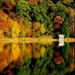 """Autumn Reflections"" by WaynePhotoGuy"