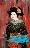 Expression From Japan - JAPANESE Painting