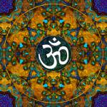 """OM Mandala_34a"" by ravenswingstudio"