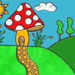 """mushroom"" by dinatemraz"