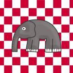 """elephant"" by dinatemraz"