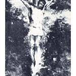 """Christ On The Cross"" by gwhittart"