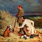 """Duck Shooting (1850) by William Ranney"" by ArtLoversOnline"