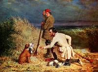 Duck Shooting (1850) by William Ranney