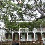 """Light keepers house Saint Augustine"" by photographybydonna"