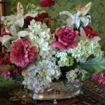 """Flower Antiquity"" by venetiakelley"