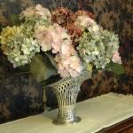 """Flowers In Silver"" by venetiakelley"