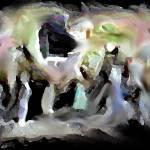 """""""light community at night"""" by dansankowsky"""