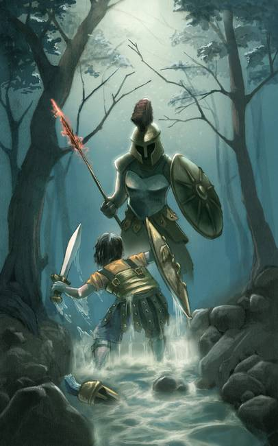 the acclaimed heroism of perseus Percy jackson is a good kid, but he can't seem to focus on his schoolwork or  control his temper and lately, being away at boarding school is.