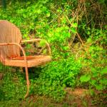 """Vintage Chair"" by PicturelandUSA"