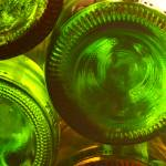 """green bottles"" by ReneeWatersPhotography"