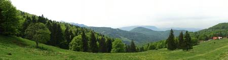 Green Valley Panoramic