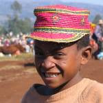 """Boy at zebu market in Ansirabe Madagascar"" by photorose"