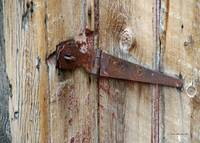 TA Ranch Door Latch