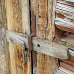 """TA Ranch Wooden Latch"" by SamSherman"