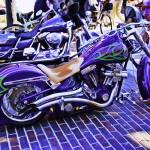 """Purple Harley Davidson"" by johncorney"