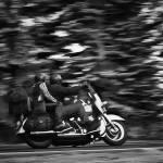"""Harley Davidson Picture - Black & White"" by johncorney"