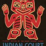 """Indian Court, Golden Gate Exposition 1939"" by worldwidearchive"