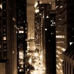 """Chicago Hotel View"" by lisad"