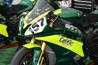 Chaz Davies #157 Celtic Racing