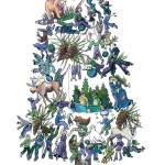 """Wilderness Tree"" by createdcreating"