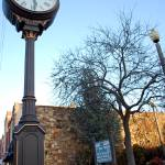 """Town Clock"" by SAWphotographyanddesigns"