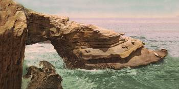 Alligator Rock, San Diego