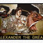 """ALEXANDER THE GREAT MOSAIC"" by EARLFERGUSON"