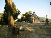 Chapel in the nature