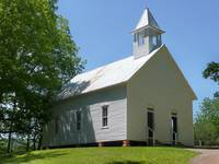 Cades Cove Primative Baptist Church