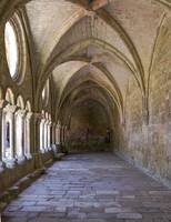 Fontfroid Cloister