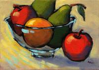 Bowl of Fruit 5