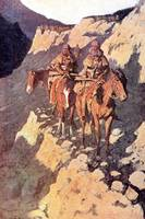 Unknown Explorers (1906) by Frederick Remington