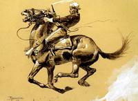 Ugly by Frederick Remington
