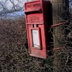 """Royal Mail Postbox"" by CrypticFragments"