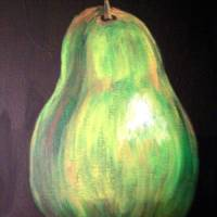 Pear Art Prints & Posters by Kathryn Gorney