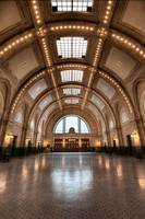 Seattle Train Station
