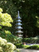 Japanese Stone Tower