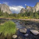 """Yosemite Valley"" by shep"