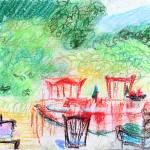 """Tuscan Picnic"" by carolhoughton"