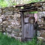 """Stone barn ruin/Explored!  #397 on May 17 2009"" by natsncats"