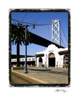 SFoto Bay Bridge Pier 28
