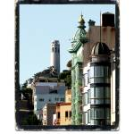"""SFoto Coit Tower Zoetrope"" by sfoto"