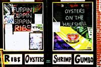 Ribs Shrimp Oysters Gumbo
