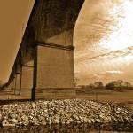 """Holmes Chapel Viaduct"" by rwbthatisme"