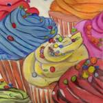 """""""Cupcakes"""" by MayCherry"""