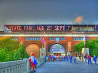 State Fair Grand Stand